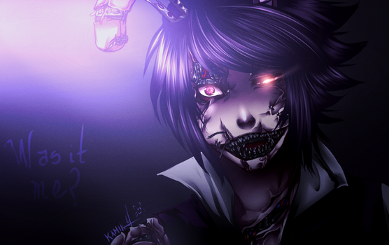 Nightmare Bonnie by Kamik91