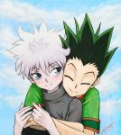 HxH Friendship by Amerelle