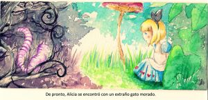 Alice in Wonderland by Dunicakes