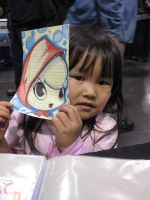 My youngest fan yet by ckeiji