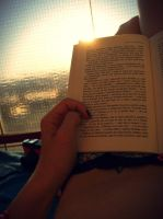 summer reading. by kamellie
