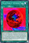 Malefic World II - The Infernal Earth (Final Card) by AugustHenry4