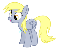 Derpy 2 by DrumblastingQuilava
