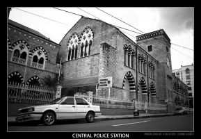 Central Police Station by stonemx