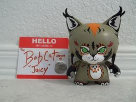 Juicy the Bobcat by janiceghosthunter