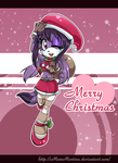Santa's little Helper by MewMartina