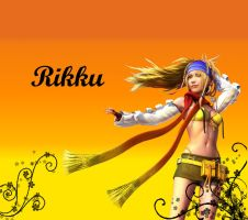 Rikku by finalfantasyfan111