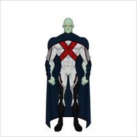 Martian Manhunter by All10
