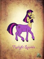 Twilight Sparkle by LindyArt