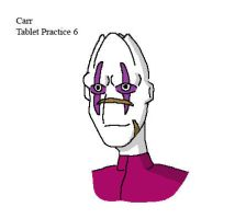 Tablet Practice 6- Carr by R-Zion