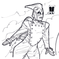 DSC 2015-07-14 The Rocketeer by theEyZmaster