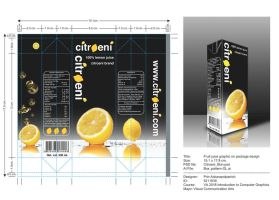 Citroeni Juice Box by MangoSapien