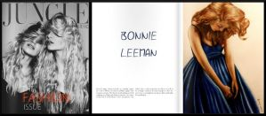 Magazine feature by Bonniemarie