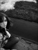The girl by the stream by Epiphone14