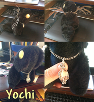 Yochi Plush by MBPanther