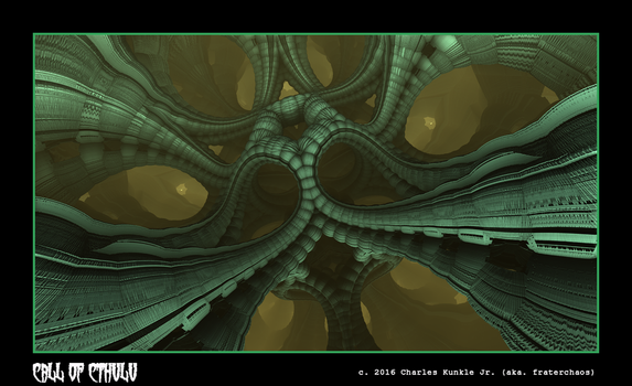 call of cthulu by fraterchaos