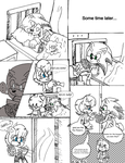 ::Sonamy comic:: Chapter 2: challenge Page:05 by heitor-jedi