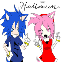 Happy Halloween by Leaved
