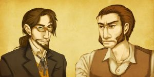 The Gruesome Twosome by smokewithoutmirrors