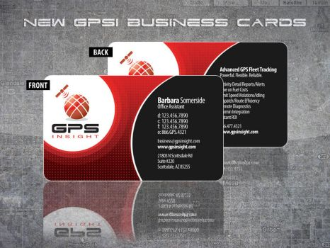 GPSI Business Card by yt458