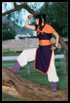 ChiChi ~ Dragonball Z 4 by SinnocentCosplay