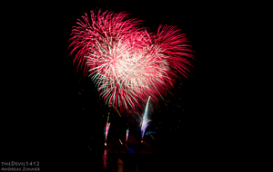 Firework Heart by theDevil-photography