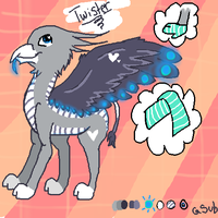 Twister The Griffon! by sublit