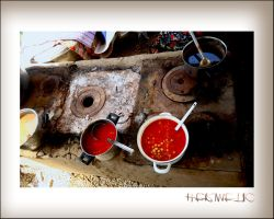 Old style cooking by Hermetic-Wings