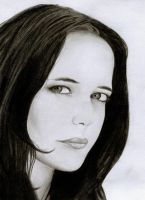 Eva Green II by StuartChell