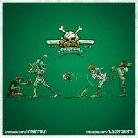 Zombi League by AlbertoArni