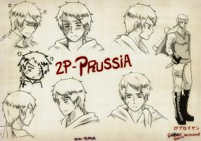 2Phetalia- Prussia 2P by Zuki-Pepper by Zuki-Pepper
