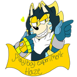 Haze banner thing by Hoodie-n-Chaos