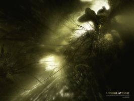Annihilation II by splsh