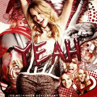 Yeah-Bridgit Mendler  Blend by JoDirectioner