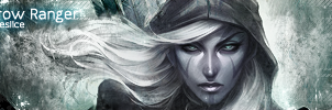 Drow_Ranger_sig by NiceSlicer