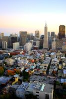 San Francisco by jarviss