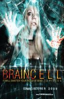 'Braincell' Feature Film Poster by jasonbeam