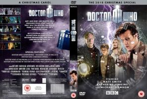 DOCTOR WHO : A CHRISTMAS CAROL DVD by MrPacinoHead