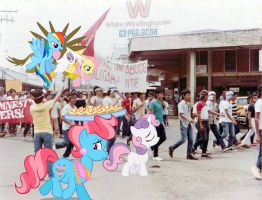 Street Rally by RicRobinCagnaan