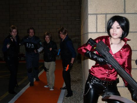 :. Resident Evil 6 Cosplay .: by EscapedAngel