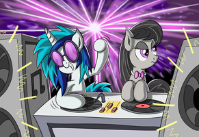 Musical Differences by Ziemniax