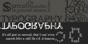 Typography by CobraGFX