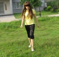 Flesh zentai by mysexyzentai