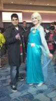 Elsa? Do you want to Time Travel? by TheDoctorWriter