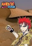 Garra Blending in BADLY by DemonicTen