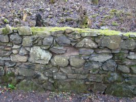 Medieval Stone Wall Textures 12 by LuDa-Stock