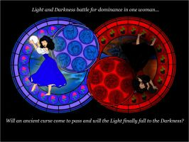 Light and Darkness  by LadyDesmoria