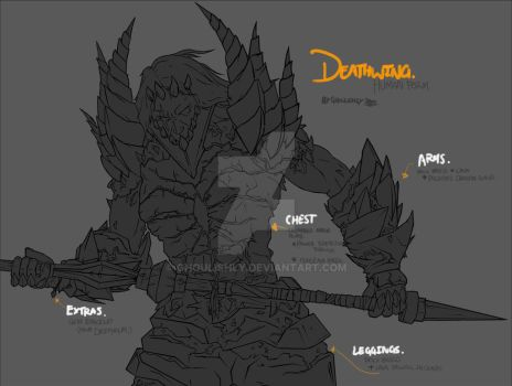 Deathwing by ghoulishly