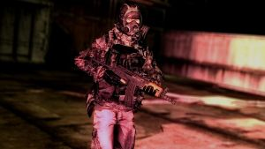BF3 Russian Ground Forces: Engineer by Solidfreak123