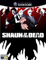 Shaun of the Dead: GCN Box by SlimReaper